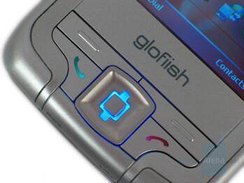 Backlight On - Eten Glofiish M700 Review