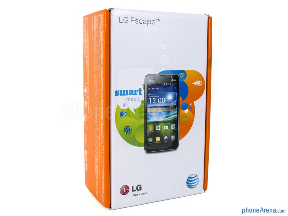 LG Escape Review