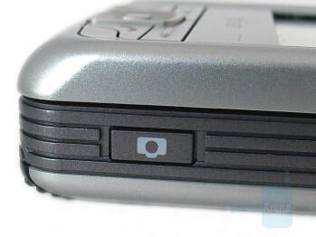 Camera key - Eten Glofiish M700 Review