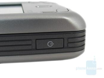 Power button - Eten Glofiish M700 Review