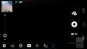 Camera interface - Motoro