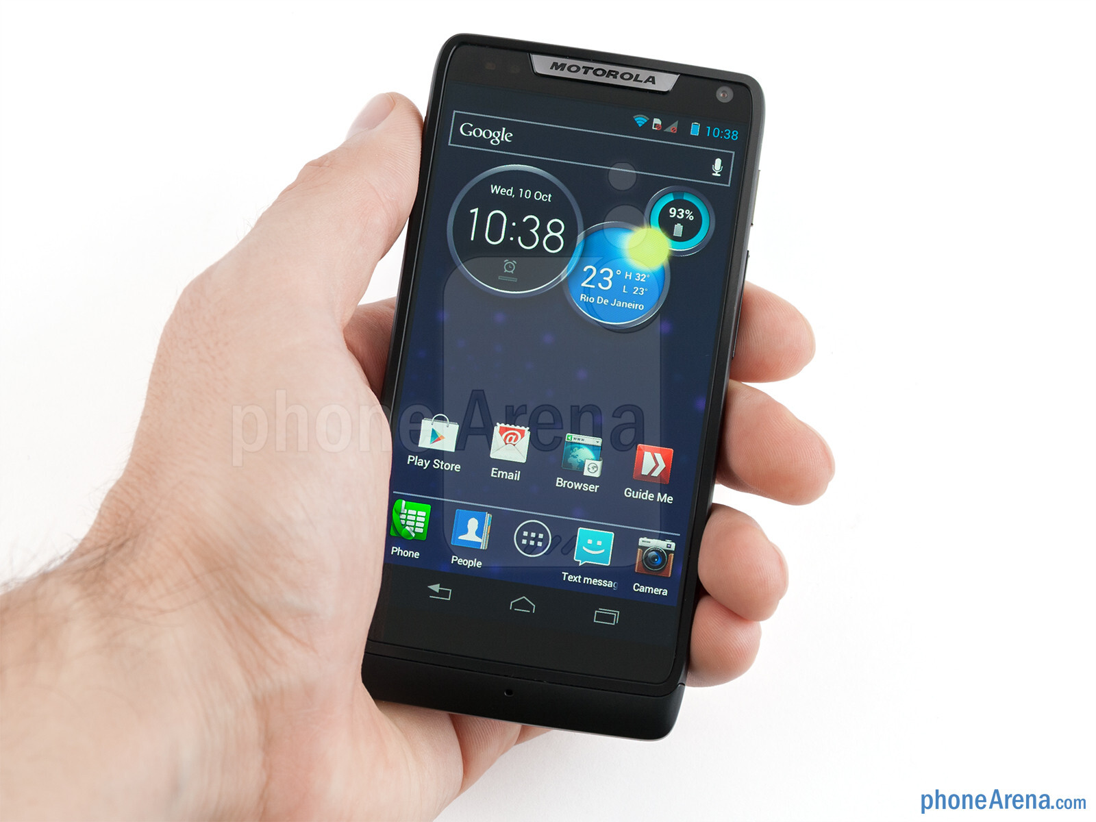 Xperia M Specifications Motorola RAZR i Review
