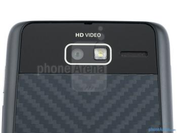 The 8-megpixel main camera - Motorola RAZR i Review