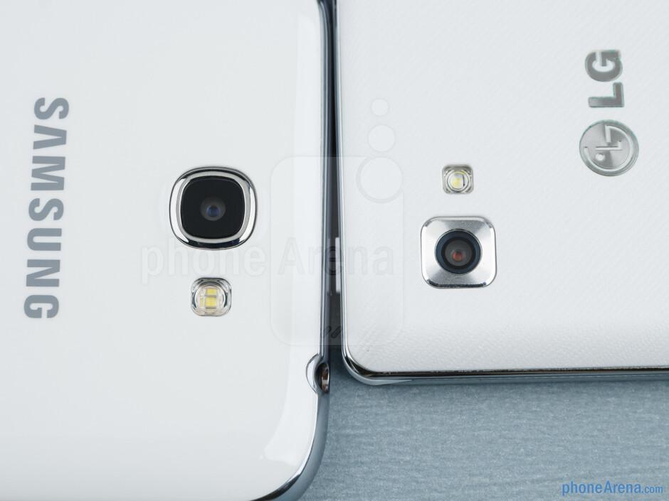 Samsung Galaxy Note II vs LG Optimus 4X HD