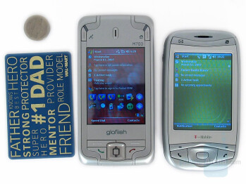 M700 and T-Mobile MDA - Eten Glofiish M700 Review