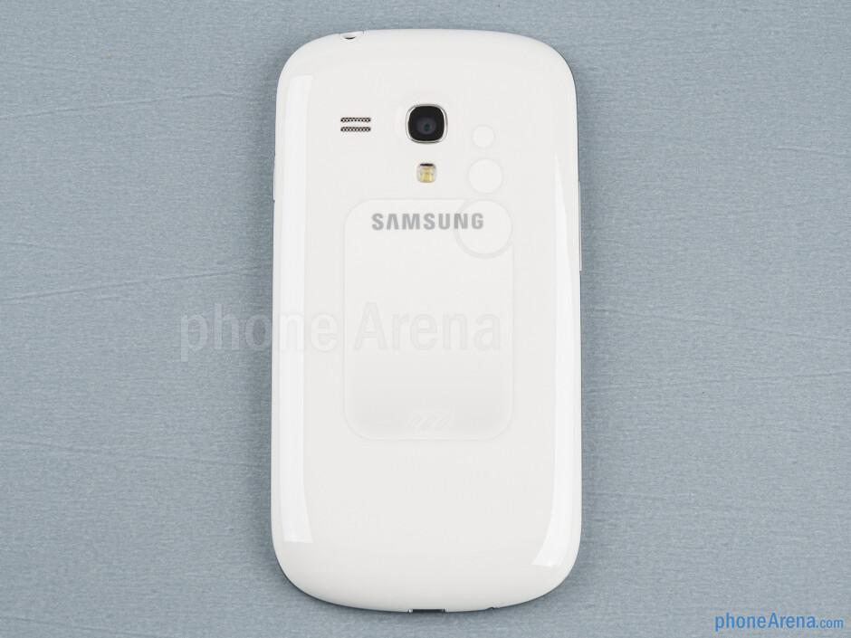 Back - Samsung Galaxy S III mini Review