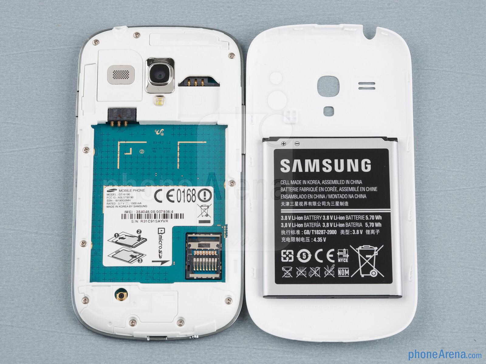 Samsung galaxy s3 mini фото