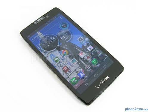 Motorola DROID RAZR HD Review