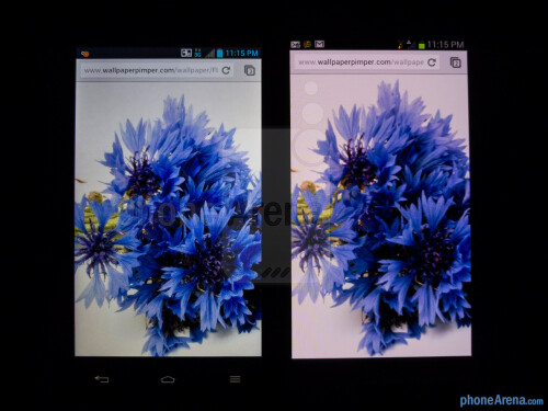 LG Optimus G vs Samsung Galaxy S III