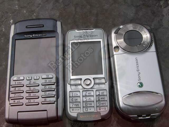 Sony Ericsson K700i User Manual