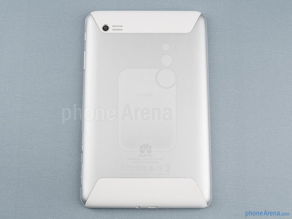 Back - Huawei MediaPad 7 Lite Review