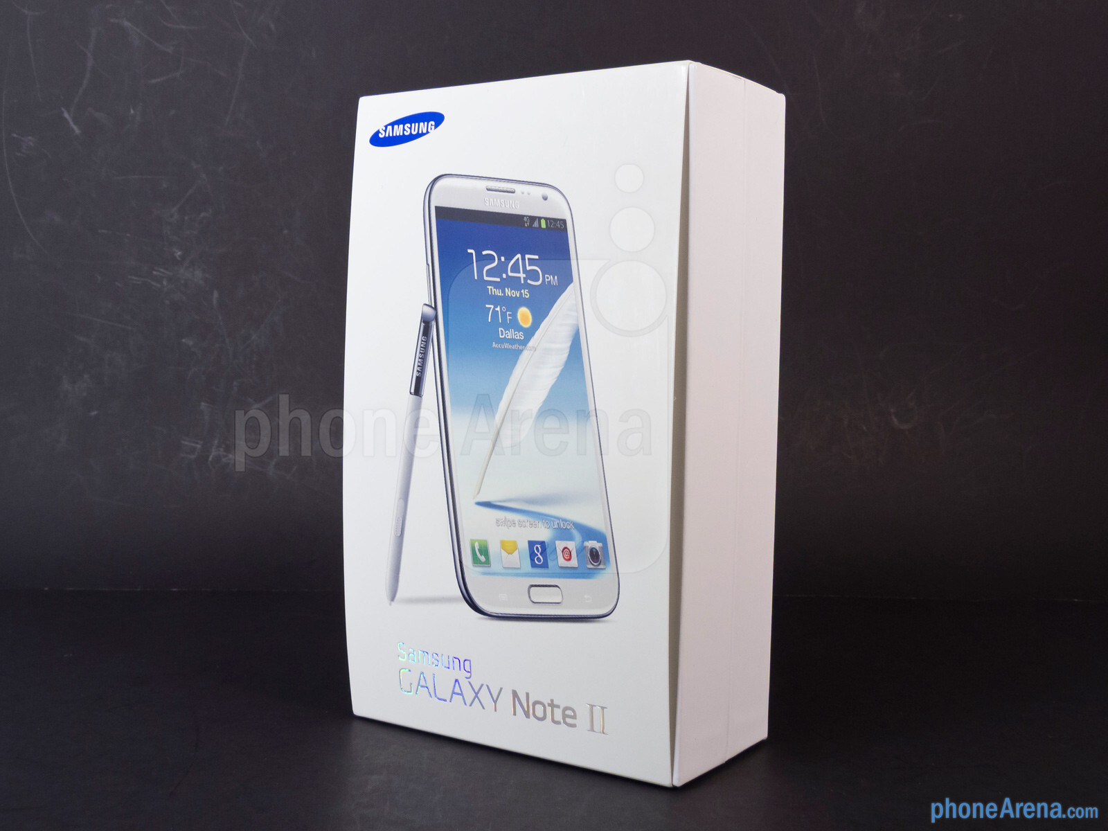 Samsung Galaxy Note Ii Review At Amp T Verizon T Mobile