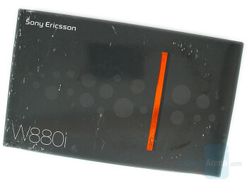 Sony Ericsson W880 Review