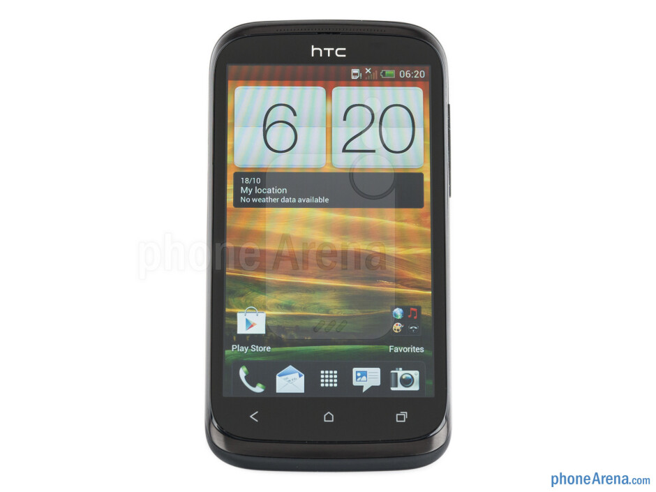 HTC Desire X is surely among the best-looking Android mid-rangers - HTC Desire X Review