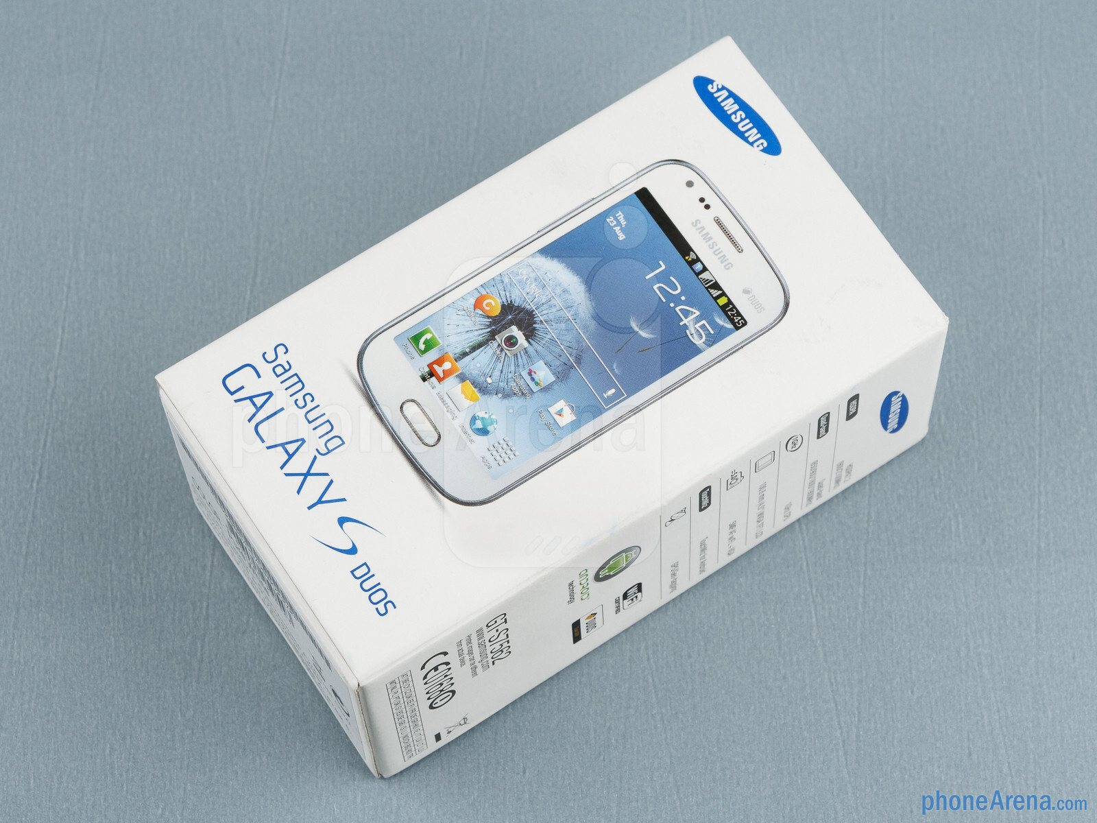 Samsung galaxy s duos s7562 full phone specifications - Samsung Galaxy S Duos S7562 Full Phone Specifications 26