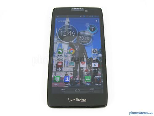Motorola DROID RAZR MAXX HD Review