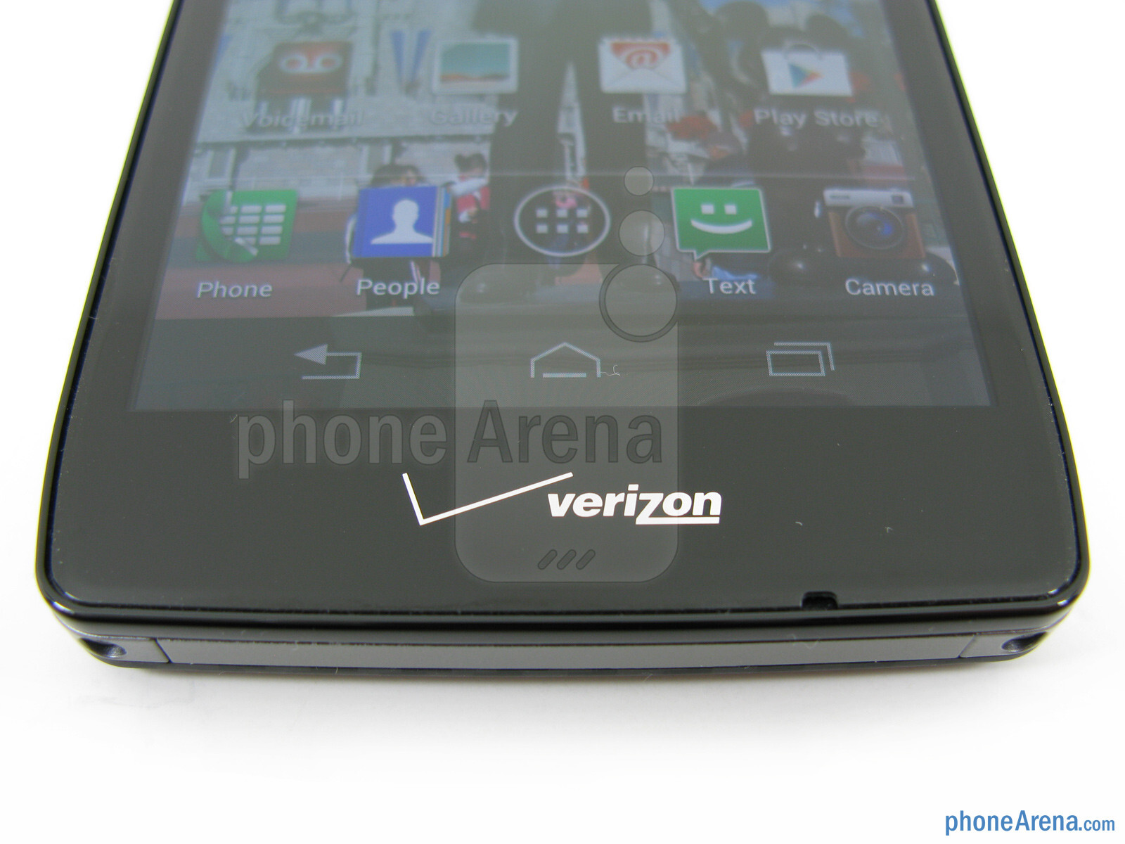 0b58cee9e27 Android buttons - Motorola DROID RAZR MAXX HD Review