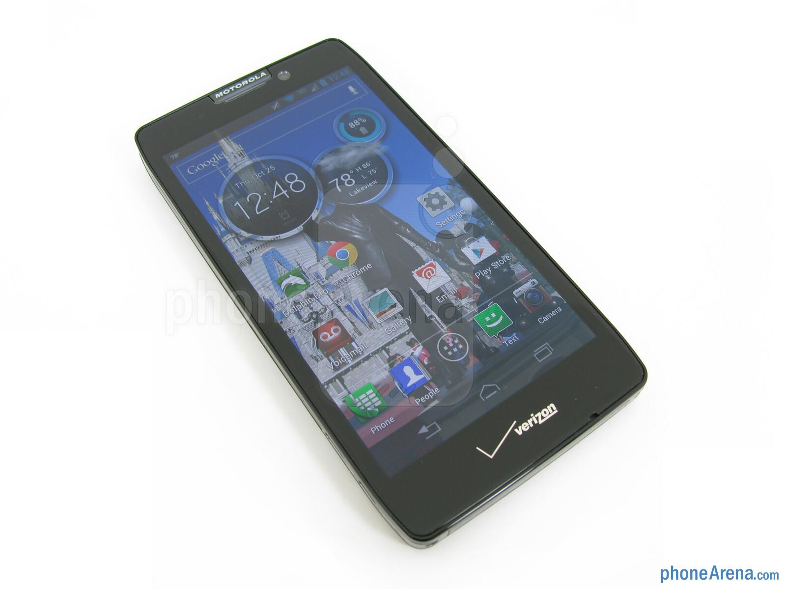 phones Motorola DROID RAZR MAXX HD id
