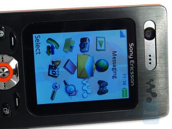 Sony Ericsson W880 Review
