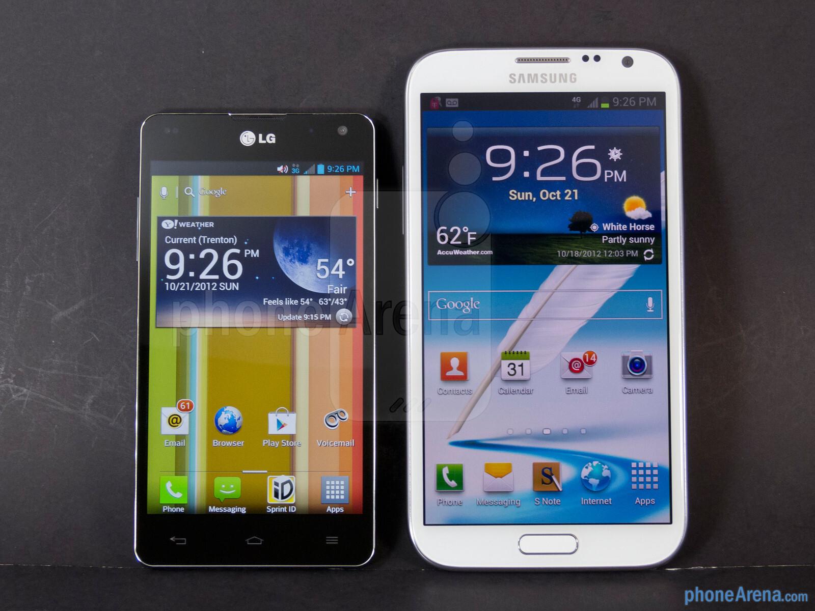 LG optimus V or SAMSUNG intercept
