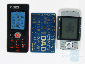 W880 and Nokia 5300 - Sony Ericsson W880 Review