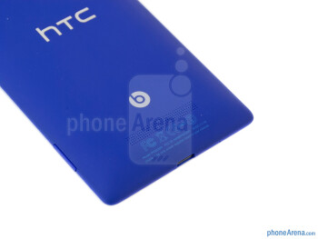 Loudspeaker - HTC Windows Phone 8X Review
