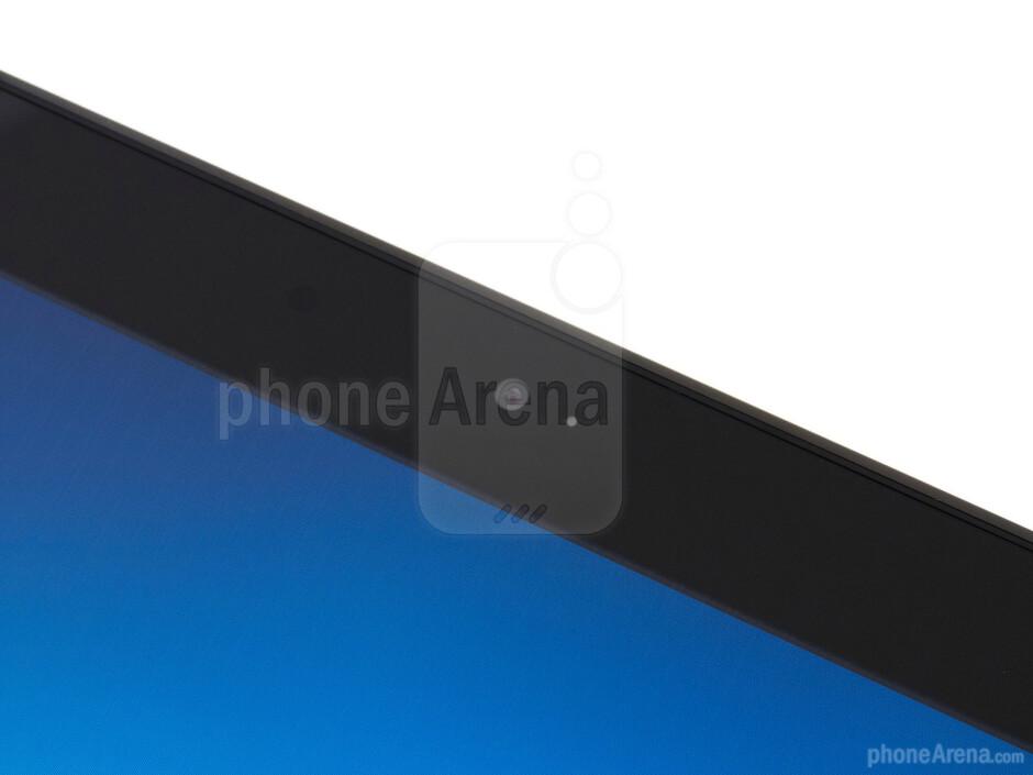 Front facing camera - Microsoft Surface RT Review