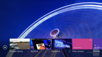 The photo gallery - Microsoft Surface RT Review