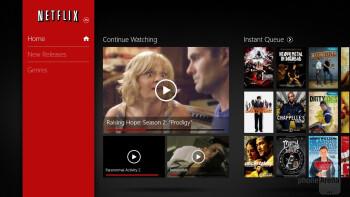 Netflix - Microsoft Surface RT Review