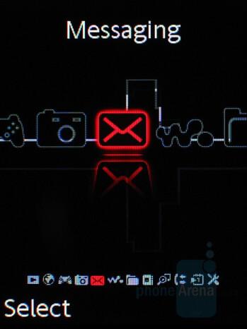 Citybeat theme - Sony Ericsson W880 Review