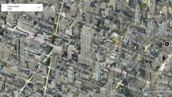Bing Maps - Microsoft Surface RT Review