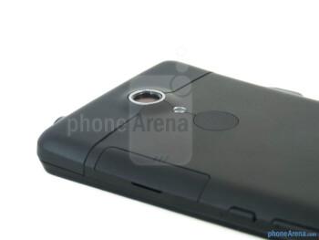 Rear camera - Sony Xperia TL Review