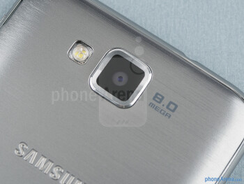 Rear camera - Samsung ATIV S Review