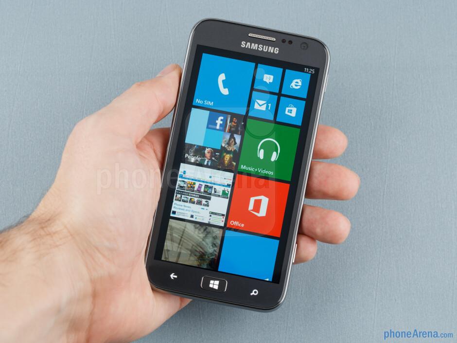 Samsung ATIV S Review