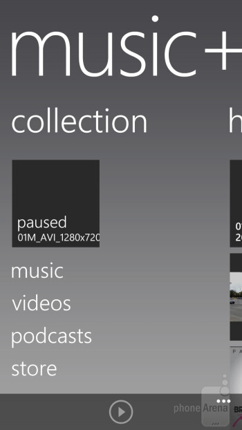 Music+Video hub takes care of all your music and video - Samsung ATIV S Review