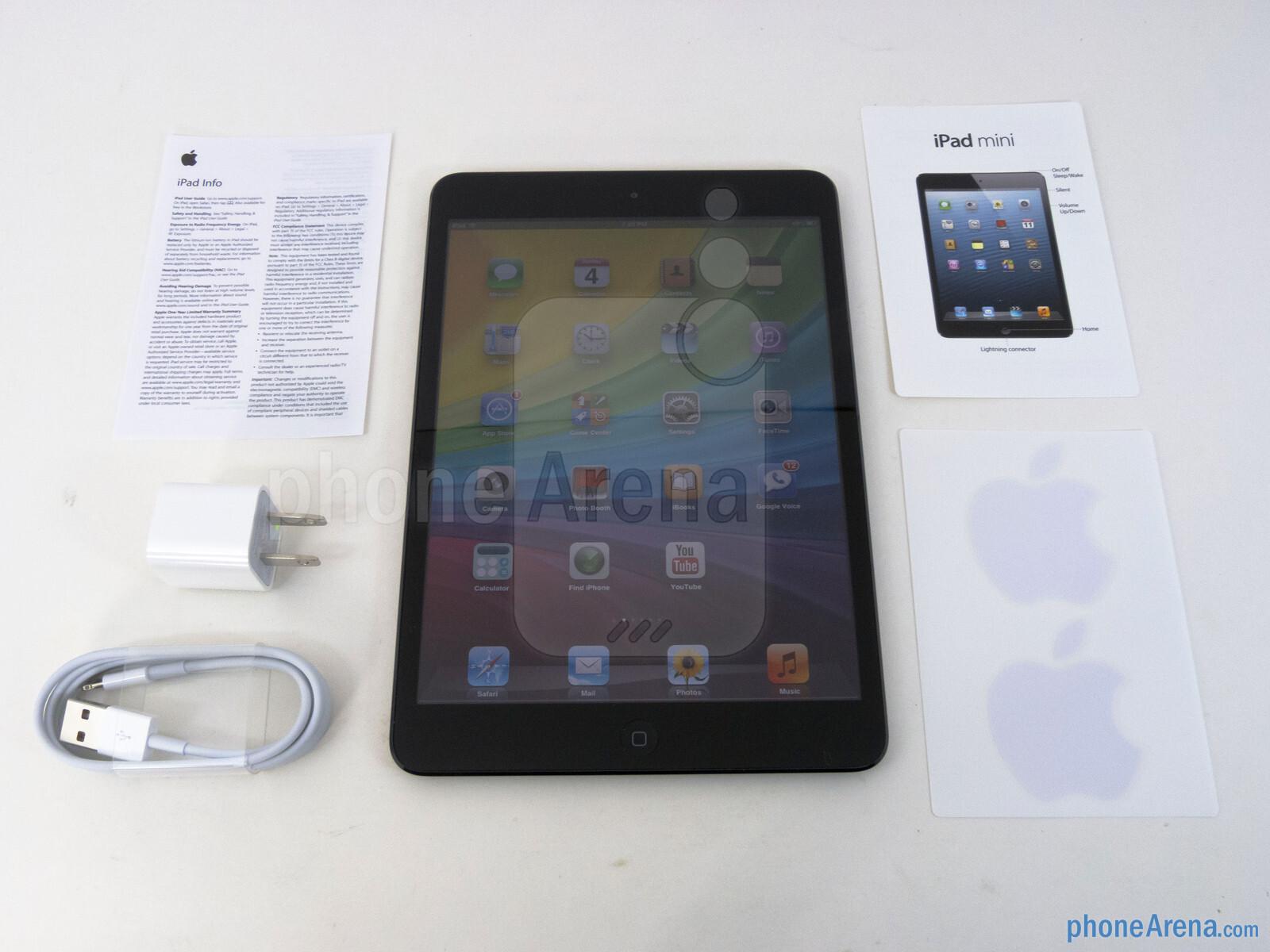 Apple Ipad Mini 3 Box Apple Ipad Mini Review