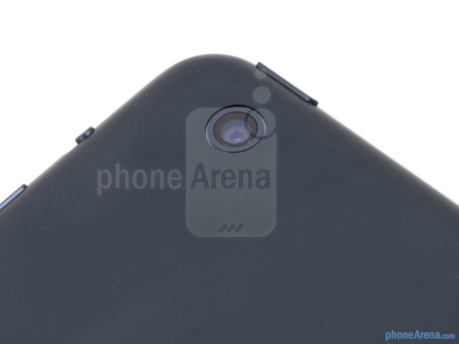 Rear camera - The sides of the Apple iPad mini - Apple iPad mini Review