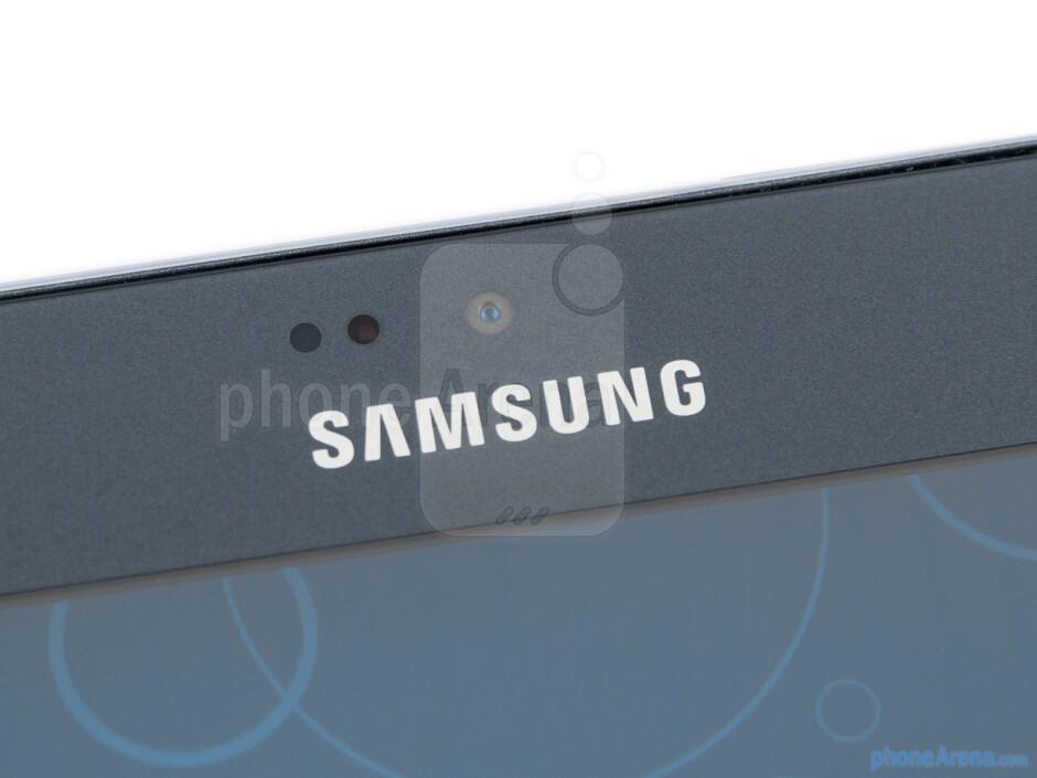 Front camera - Samsung ATIV Tab Review