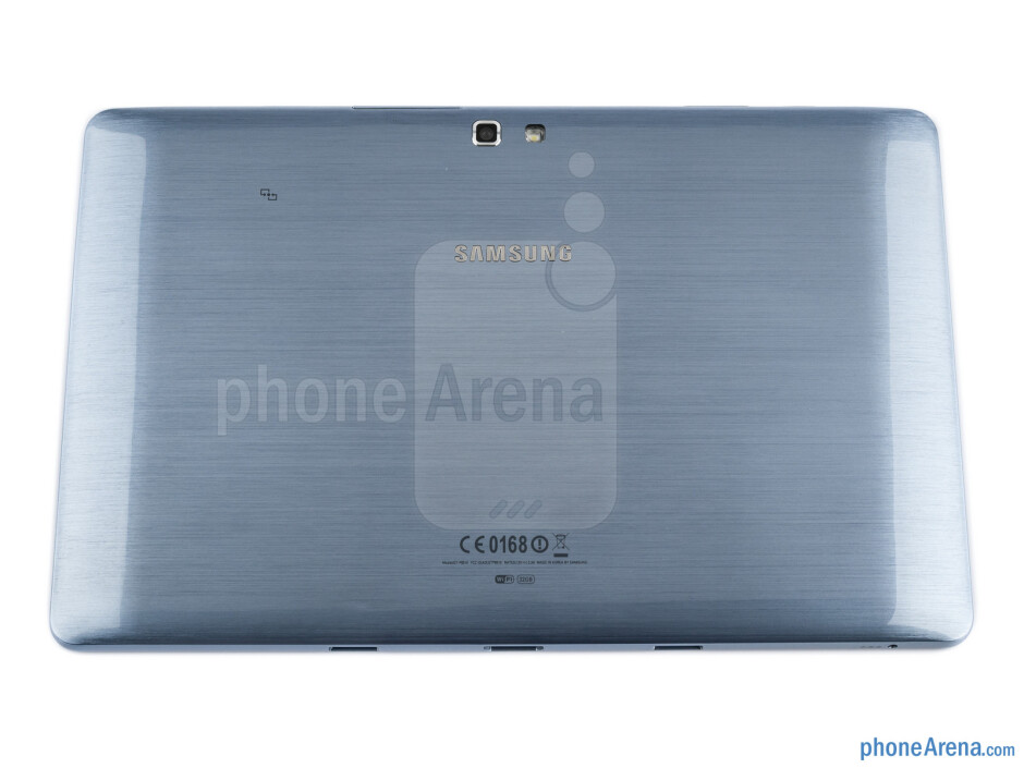 Back - Samsung ATIV Tab Review