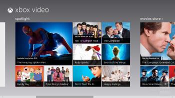 Multimedia on the Samsung ATIV Tab - Samsung ATIV Tab Review