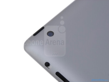 Rear camera - Apple iPad 4 Review