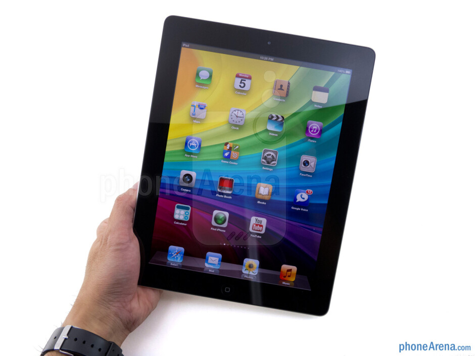 The Apple iPad 4 is an exact facsimile to the previous third-generation iPad - Apple iPad 4 Review
