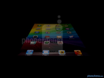 Viewing angles - Color production - Apple iPad 4 Review