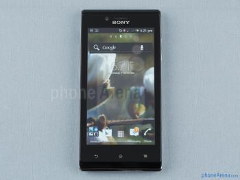 Sony Xperia J Ulasan