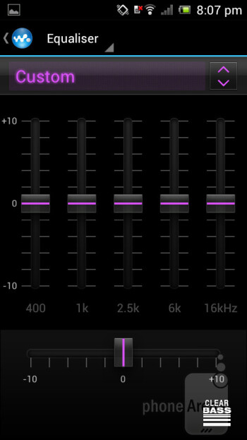 The WALKMAN-merek pemutar musik Sony Xperia J - Sony Xperia J Ulasan