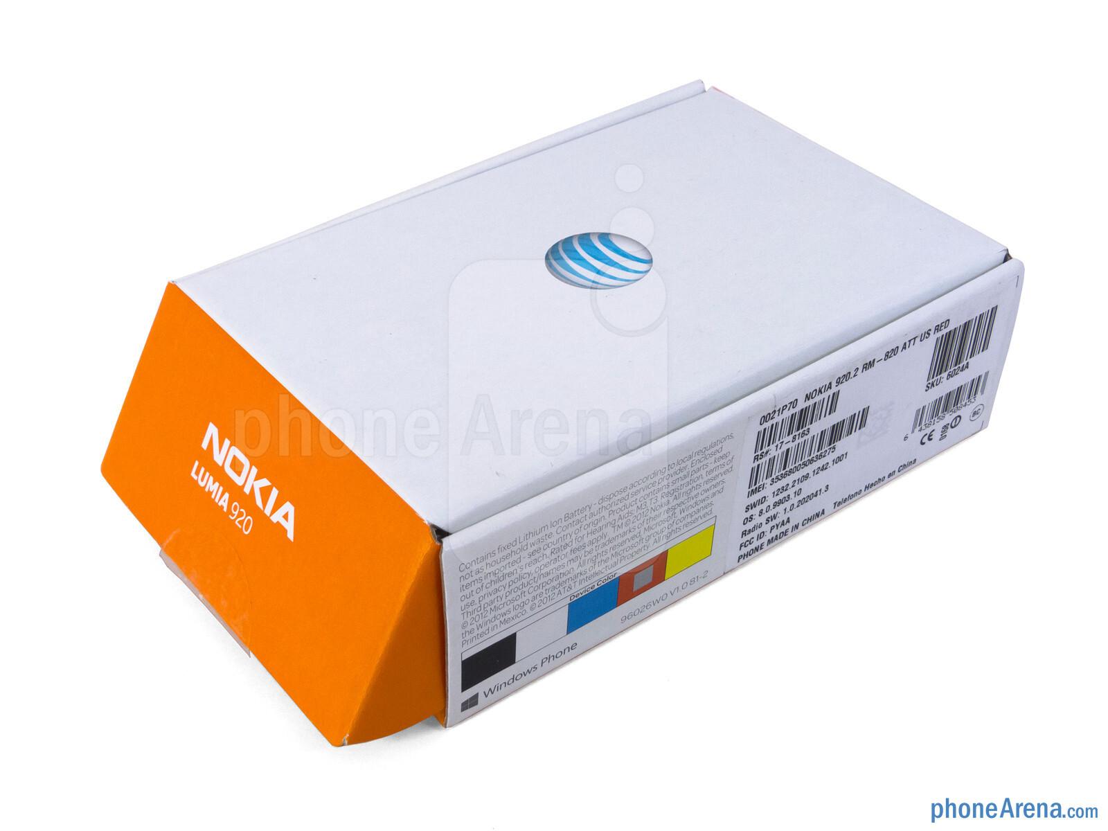 Nokia Lumia 920 Review - PhoneArena