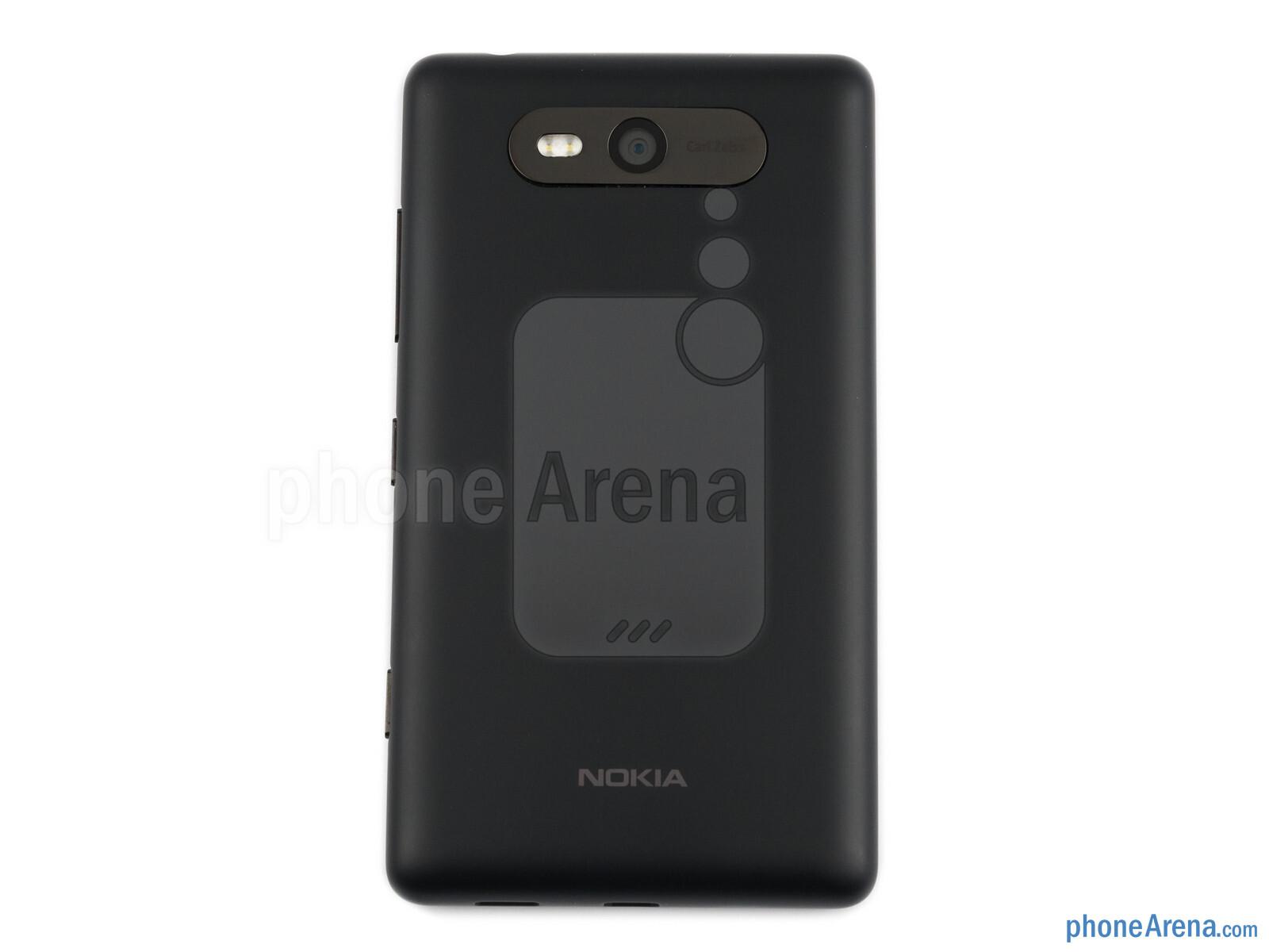 Nokia Lumia 820 Review