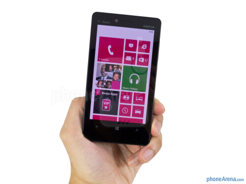 Nokia Lumia 810 Review