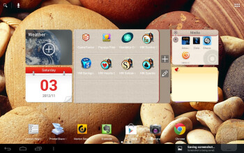 The UI Of the Lenovo IdeaTab S2110A - Lenovo IdeaTab S2110A Review