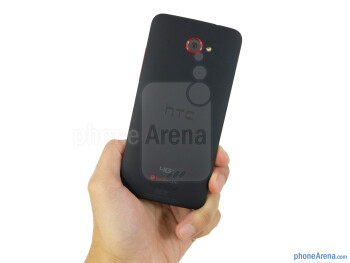 The HTC DROID DNA is one solid thing – both in construction and build quality - HTC DROID DNA Review